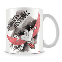 Marvel Avengers Assemble Fly Ceramic Mug
