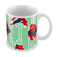 Marvel Spider-Man Red Spidey Ceramic Mug
