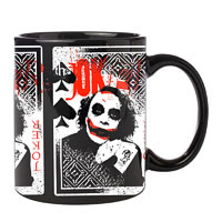 Warner Brothers Joker Trio Card Mug