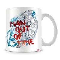 Marvel Assemble - Man Out of Time Ceramic Mug