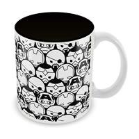 Marvel Kawaii - Avengers Characters Ceramic Mug