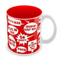 Marvel Spider-Man Cuper Cute Ceramic Mug