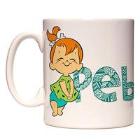 Warner Brothers The Flintstones - Pebbles Mug