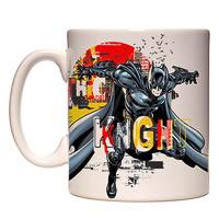 Warner Brothers Batman Gotham City Mug