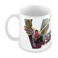 Marvel Vision Fly Ceramic Mug