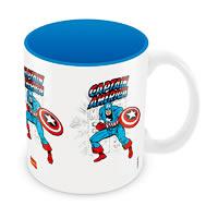 Marvel Comics Captain Fight Ceramic Mug