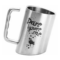 Hot Muggs Inclined - Dare ignore me, Mug