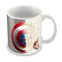Marvel Captain America - 75 Years Classic Art Ceramic Mug