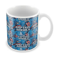 Marvel Captain America - Civil War Ceramic Mug