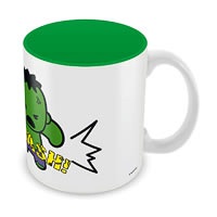Marvel Kawaii - Hulk Smaash Ceramic Mug