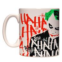 Warner Brothers Joker HA HA HA HA HA Mug
