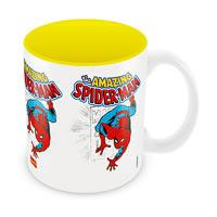 Marvel Comics Amazing Spider Man Ceramic Mug