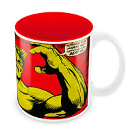 Marvel Comics I Am the Hulk Ceramic Mug