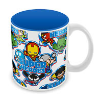 Marvel Kawaii Art - Superheroes Ceramic Mug