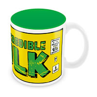 Marvel Comics incredible Hulk Ceramic Mug