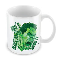 Marvel Don't Make Me Angry - Hulk Ceramic Mug