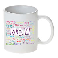 Prithish Supportive Special ... Mom White Mug
