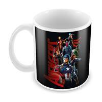 Marvel Avengers Cast All Ceramic Mug