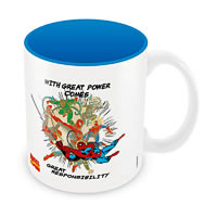 Marvel Comics Spider-Man - Power Ceramic Mug