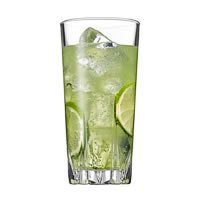 Pasabahce Karat Long Drink Glass, 330 ml - set of 6