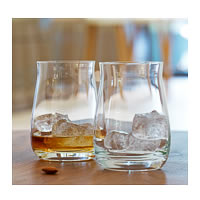 Spiegelau Single Barrel Bourbon Crystal Whiskey Glass, 340 ml - set of 2