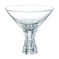 Nachtmann Dancing Stars Bossa Nova Martini Cocktail Glass, 340 ml - set of 2