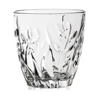 Lyra Crystal Garden DOF Whiskey Glass, 355 ml - set of 6