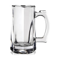 Lyra Hunter Beer Mug, 375 ml - set of 3