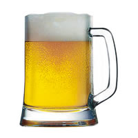Pasabahce Pub Tempo Bear Mug, 500 ml - set of 2