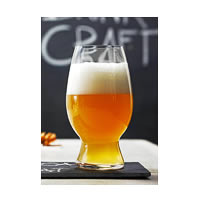 Spiegelau American Wheat Craft Beer Crystal Glass, 750 ml - set of 4