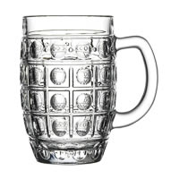 Pasabahce Pub Beer Mug, 520 ml - set of 2