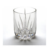 Nachtmann Espirit Lead Crystal Whisky Tumbler, 365 ml - set of 6