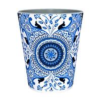 Kolorobia Fabulous Turkish Blue Shot Glass, 30 ml - set of 2