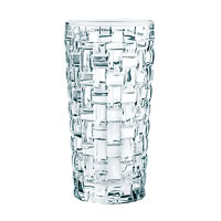 Nachtmann Dancing Stars Bossa Nova Weave Pattern Long Drink Glass, 395 ml ...