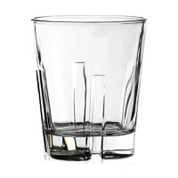 Lyra Cross DOF Whiskey Glass, 320 ml - set of 6