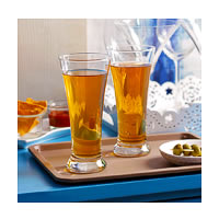 Ocean Pilsner Beer Glass, 315 ml - set of 6