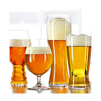 Spiegelau Beer Classics Tasting Kit Crystal Glass - 4 pcs