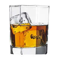 Pasabahce Kosem Whisky Glass, 285 ml - set of 6