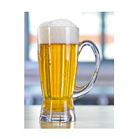 Spiegelau Beer Stein Refresh Crystal Beer Mug, 620 ml