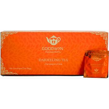 Goodwyn Darjeeling Tea (100 tea bags)
