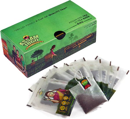 Assam1860 Black Tea (25 tea bags)