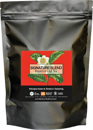 Glenburn Signaure Blend Breakfast Tea, Loose Leaf 227 gm