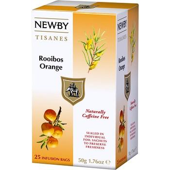 Newby Rooibos Orange (25 tea bags)