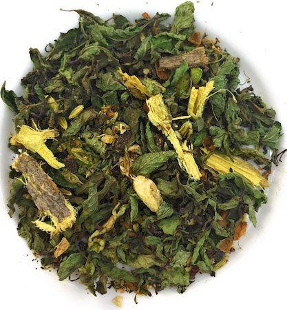Nargis Ayurvedic Stress Free Herbal Tea, 300 gm