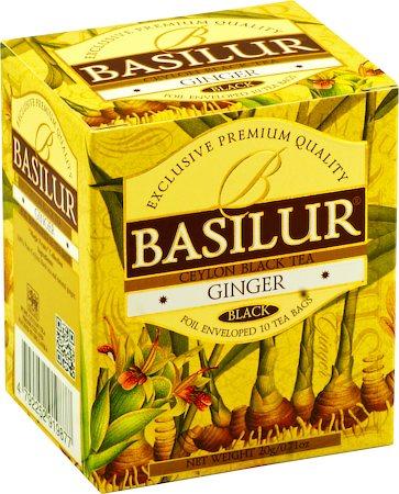 Basilur Magic Fruits Ginger Tea (10 tea bags)