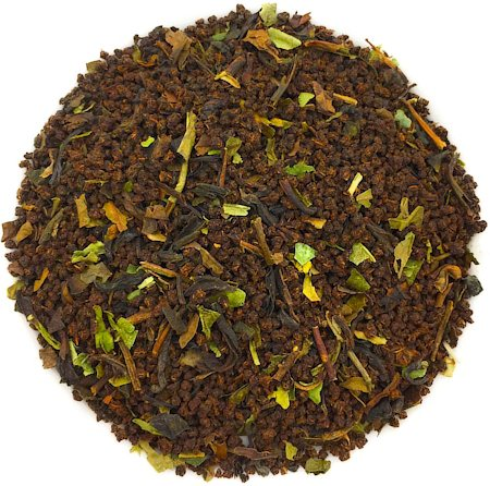 Nargis Exotic Assam Organic Black CTC BOP Tea, 300 gm