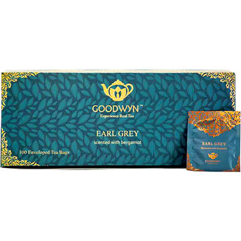Goodwyn Earl Grey Tea (100 tea bags)