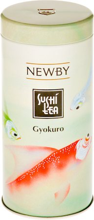 Newby Sushi Gyokuro Green Tea, 100 gm Caddy