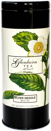 Glenburn Darjeeling Silver Needle Tea, Loose 50 gm Caddy