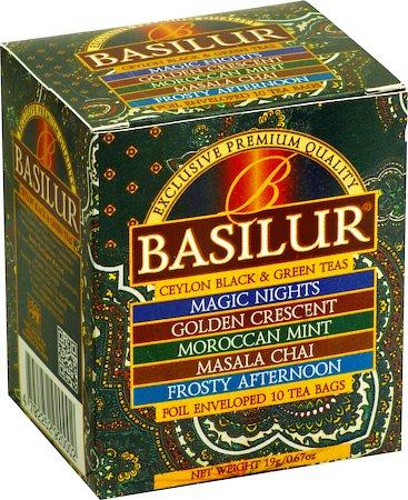 Basilur Oriental Collection Assorted Tea (10 tea bags)